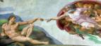 creazione-di-adamo cappella-sistina 1