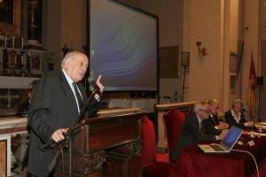 Prof. Giuseppe Barone, Presidente FNOMCeO presso Istituto SIMOH
