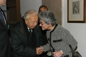Antonio Negro e Maria Letizia Salvi