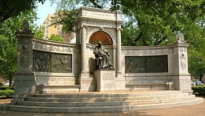 Samuel Hahnemann Memorial - Washington