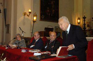 Il Prof. Leonardo Antico con il Prof. Antonio Negro