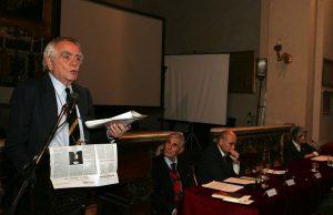 Prof. Lucio Zichella - Inaugurazione SIMOH AA 2006 - 2007