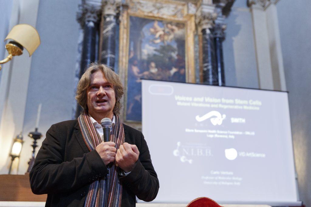 Prof. Carlo Ventura - Facoltà di Medicina e Chirurgia Università di Bologna