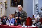 Prof. Ivan Cavicchi Apertura Anno Accademico Istituto SIMOH 2017-2018