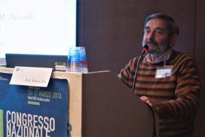 Prof. Vittorio Elia, Chimico Università Federico II Napoli